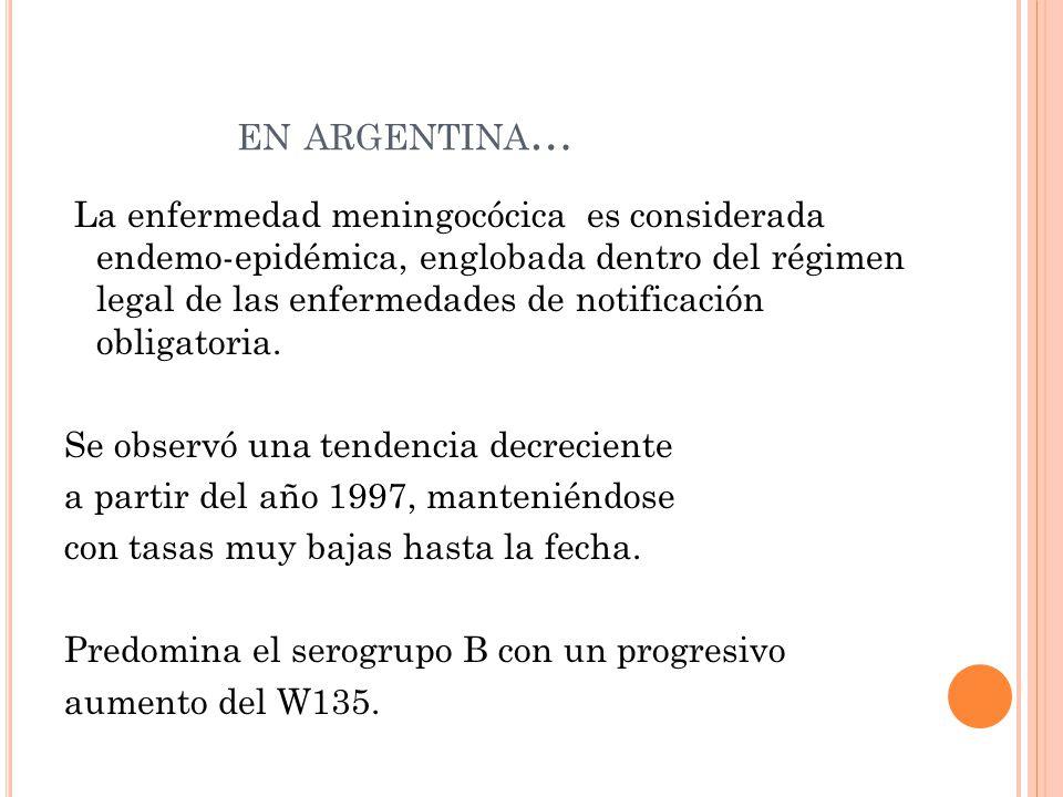 en argentina…