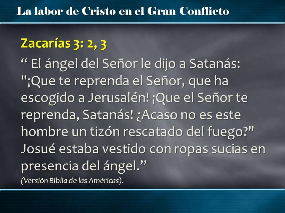 Zacarías 3: 2, 3