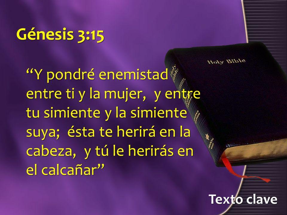 Génesis 3:15
