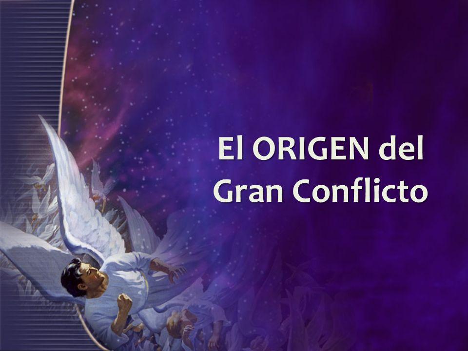 El ORIGEN del Gran Conflicto