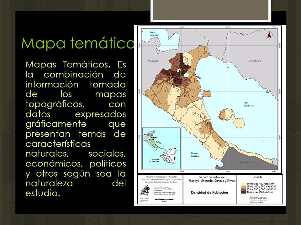 Mapa temático
