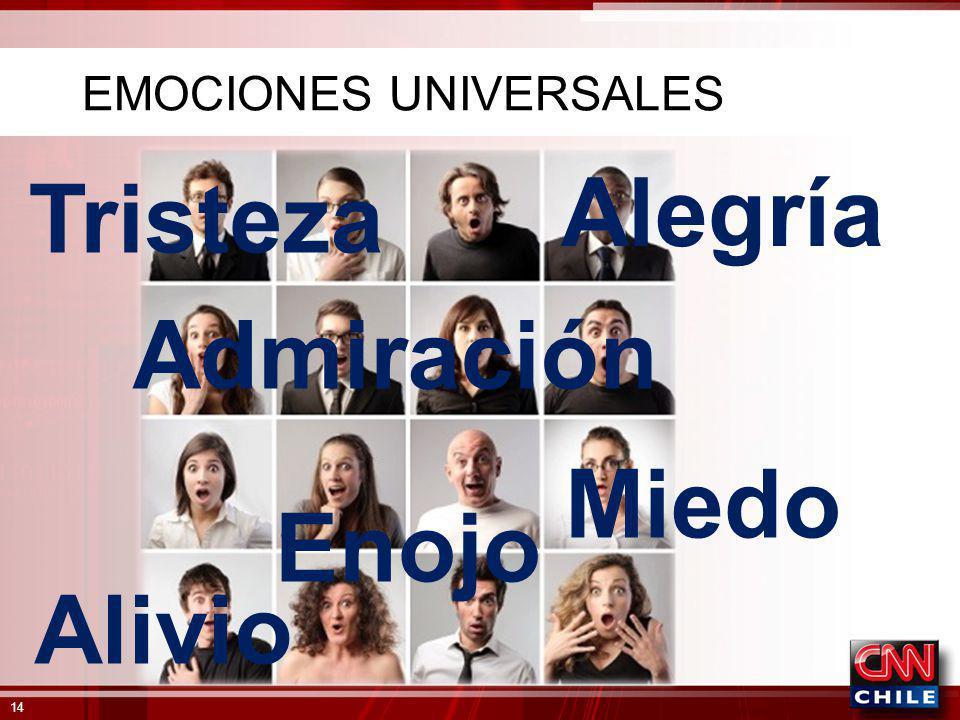 EMOCIONES UNIVERSALES