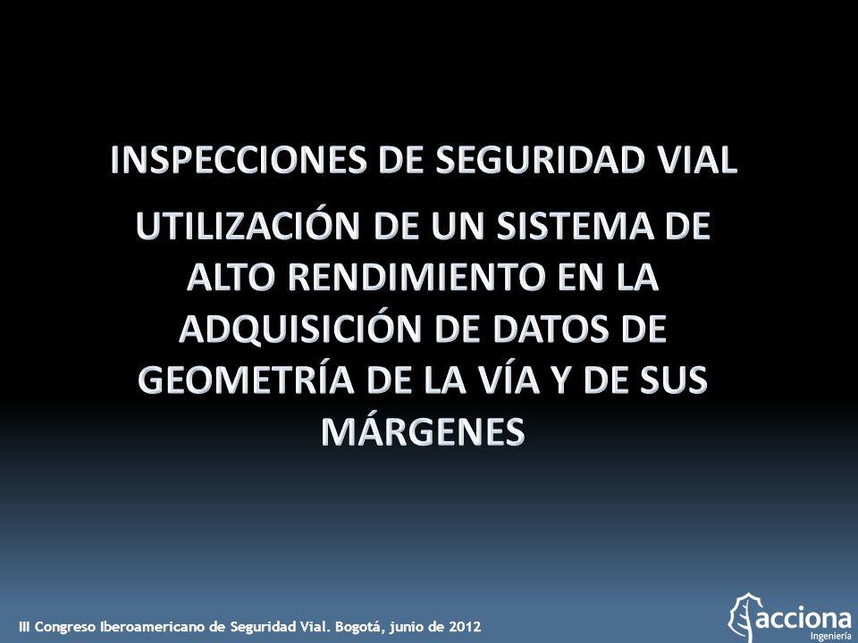INSPECCIONES DE SEGURIDAD VIAL