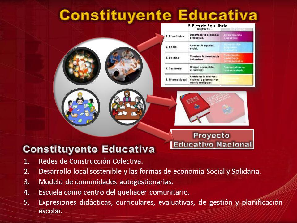 Constituyente Educativa Constituyente Educativa