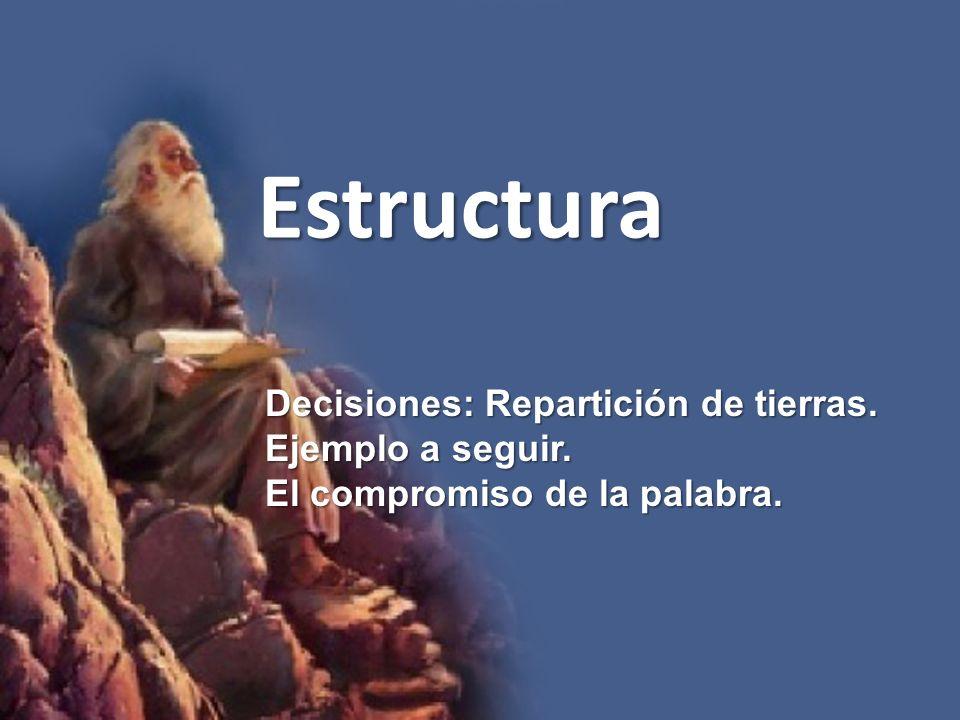 Estructura Decisiones: Repartición de tierras. Ejemplo a seguir.