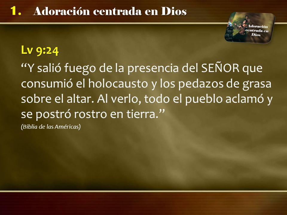 Lv 9:24
