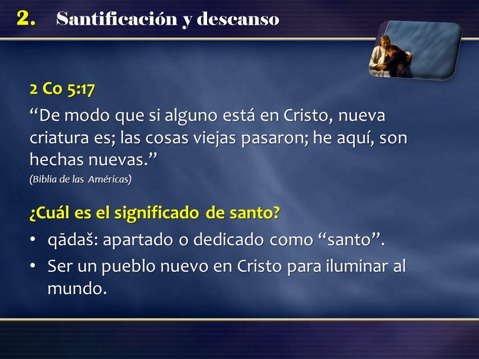 ¿Cuál es el significado de santo