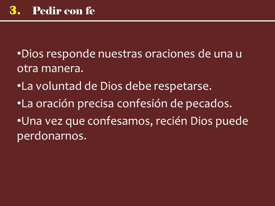 Dios responde nuestras oraciones de una u otra manera.