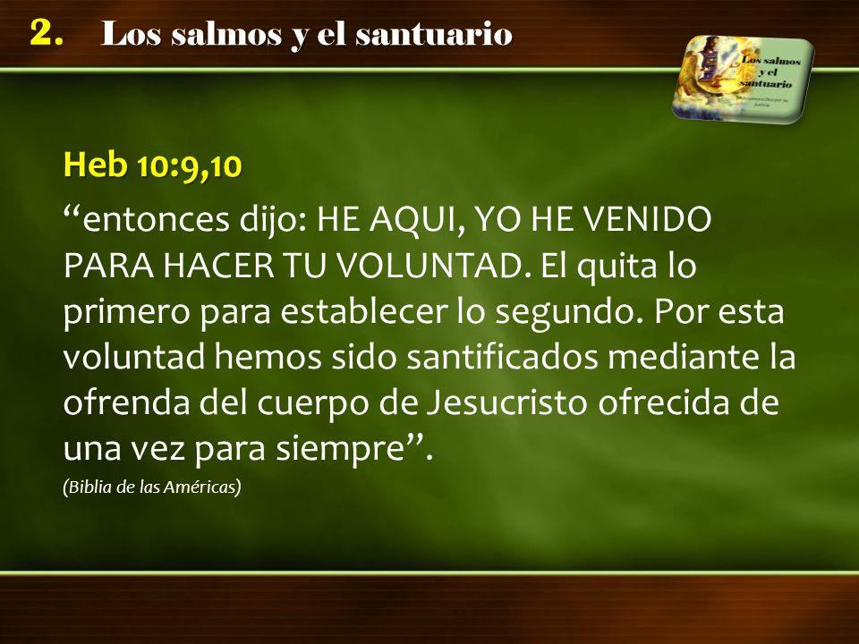 Heb 10:9,10