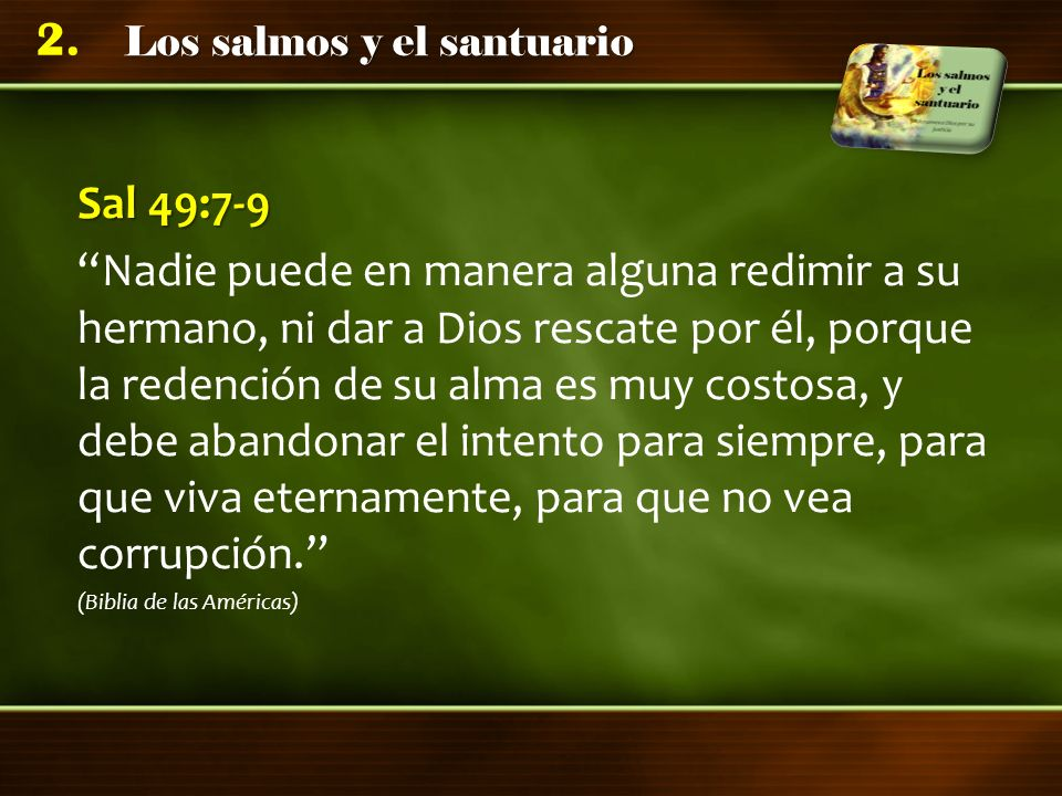 Sal 49:7-9