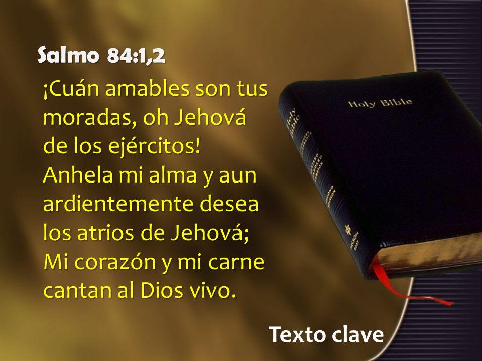 Salmo 84:1,2