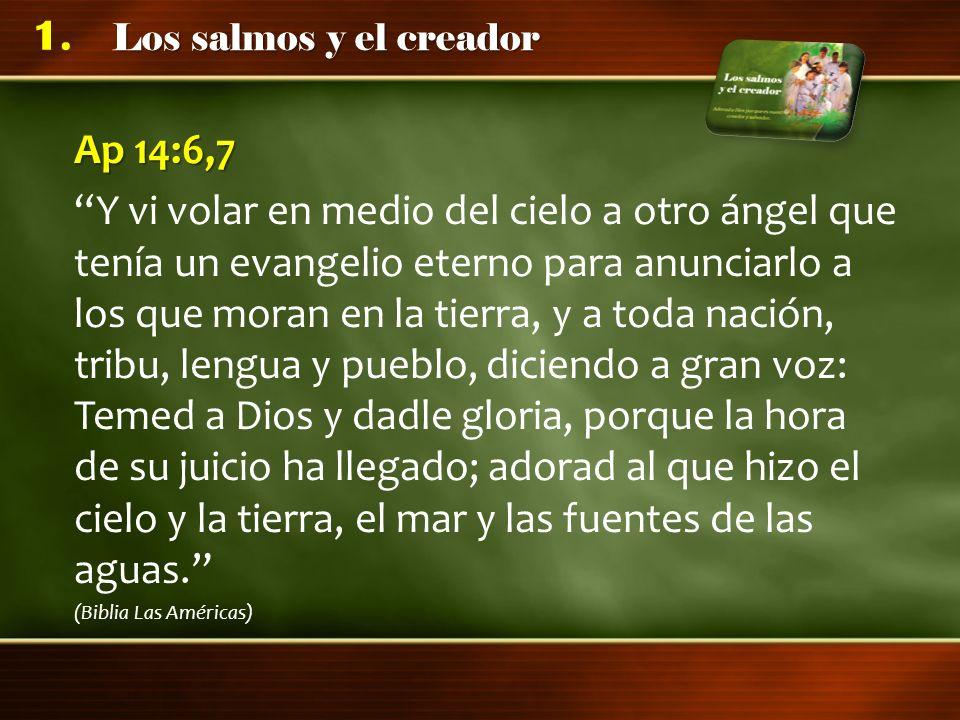 Ap 14:6,7