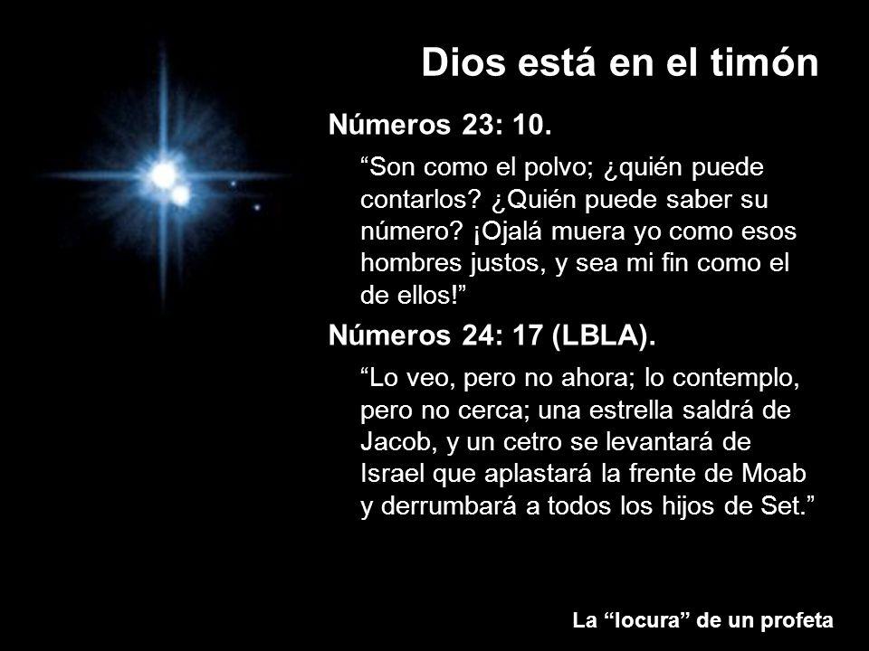 Números 23: 10.