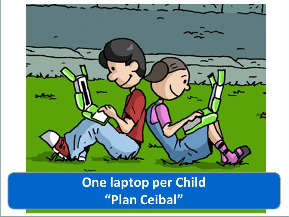 One laptop per Child Plan Ceibal