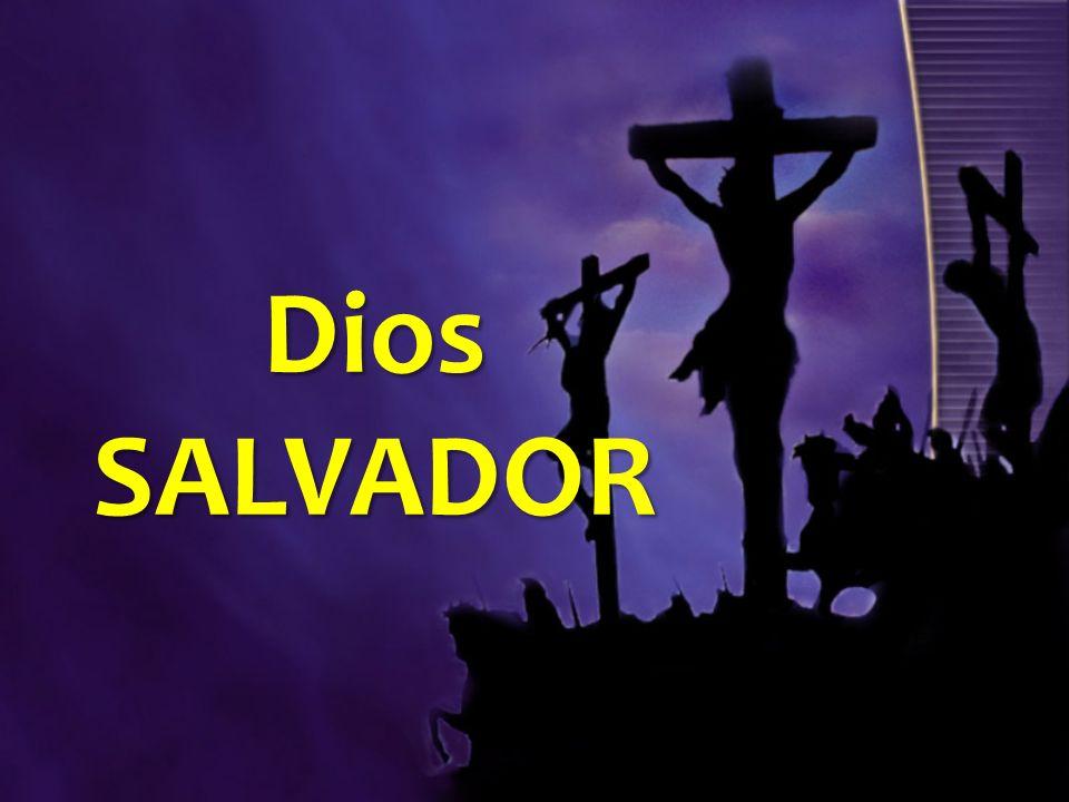 Dios SALVADOR