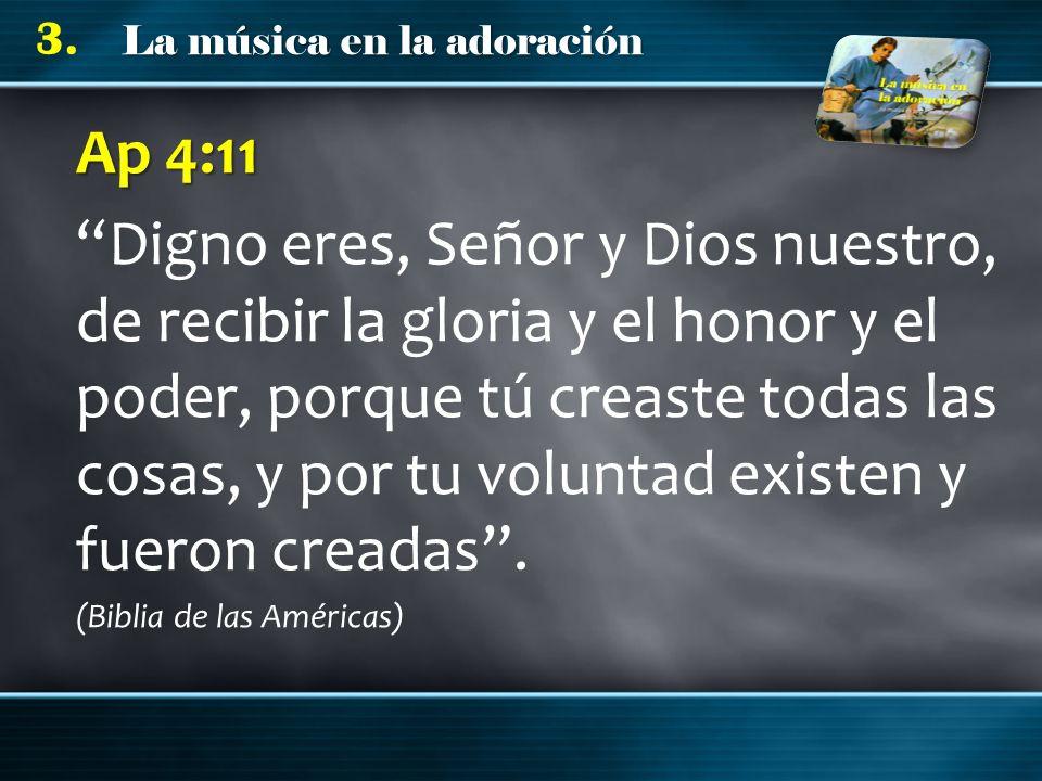 Ap 4:11