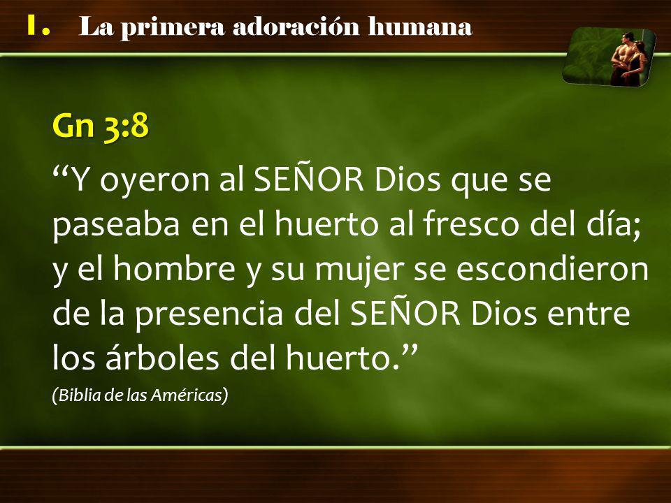 Gn 3:8