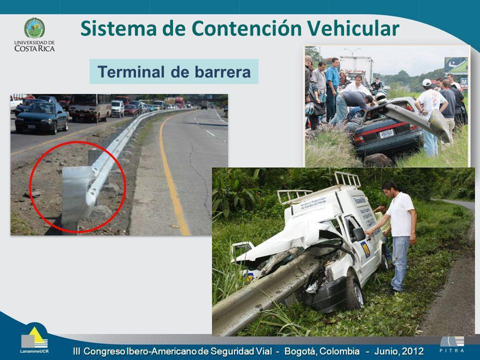 Sistema de Contención Vehicular