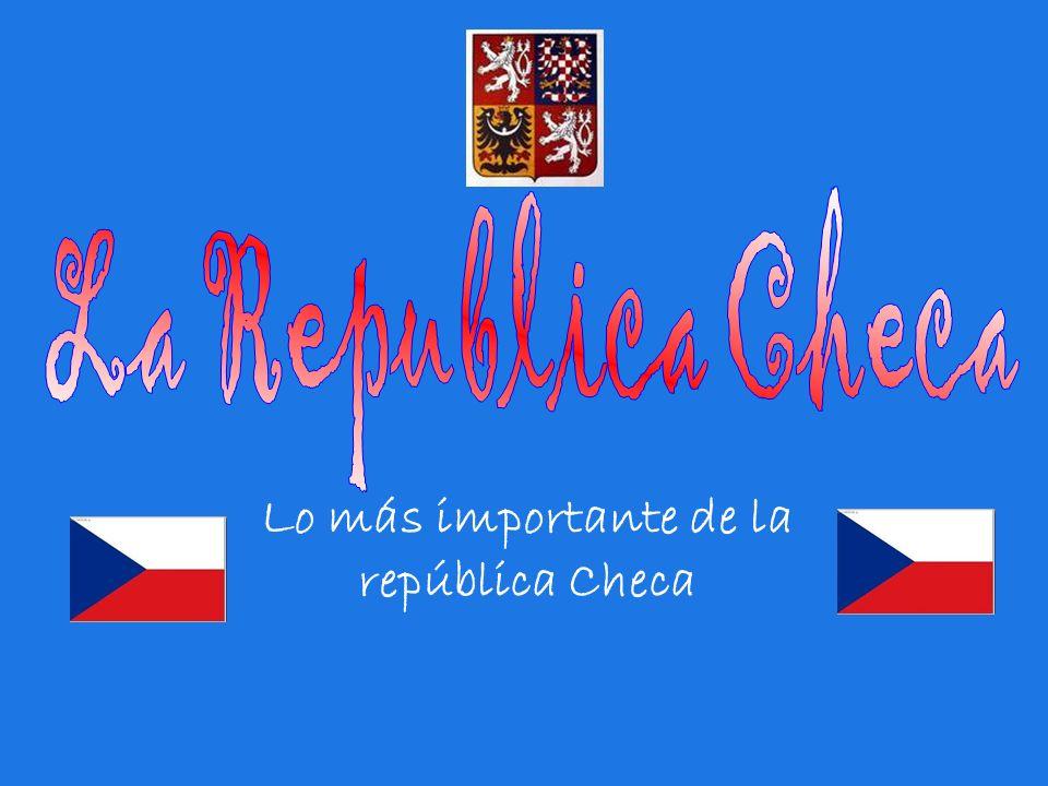 Lo más importante de la república Checa