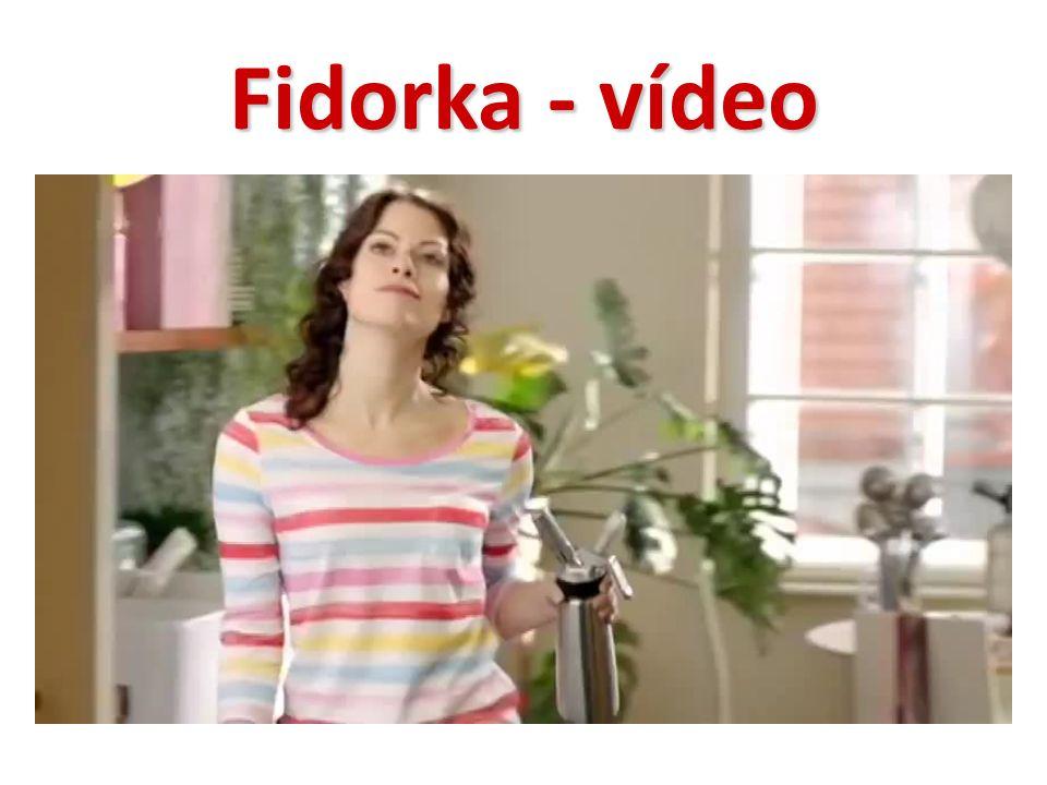 Fidorka - vídeo
