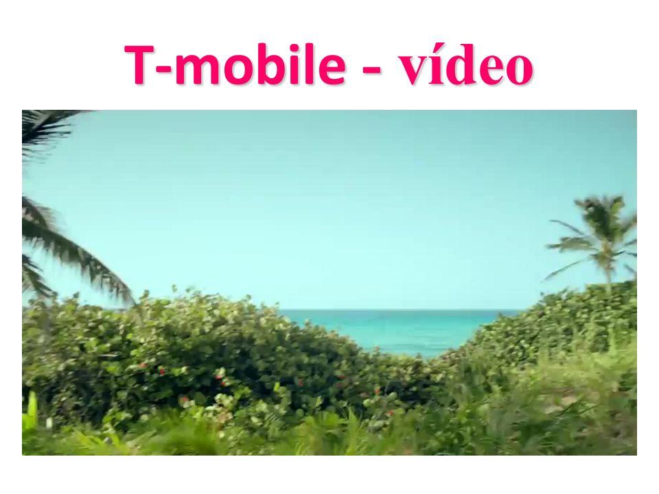 T-mobile - vídeo