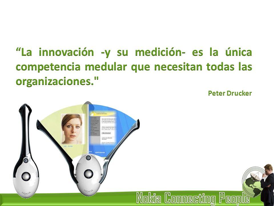 La innovación -y su medición- es la única competencia medular que necesitan todas las organizaciones.