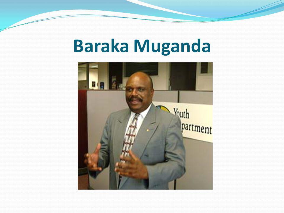 Baraka Muganda