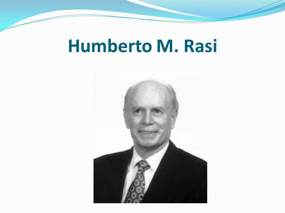 Humberto M. Rasi
