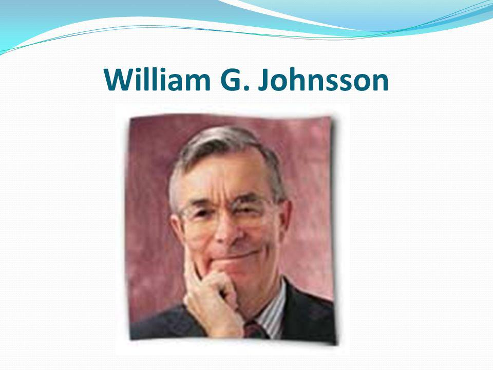 William G. Johnsson