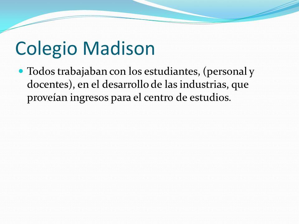 Colegio Madison