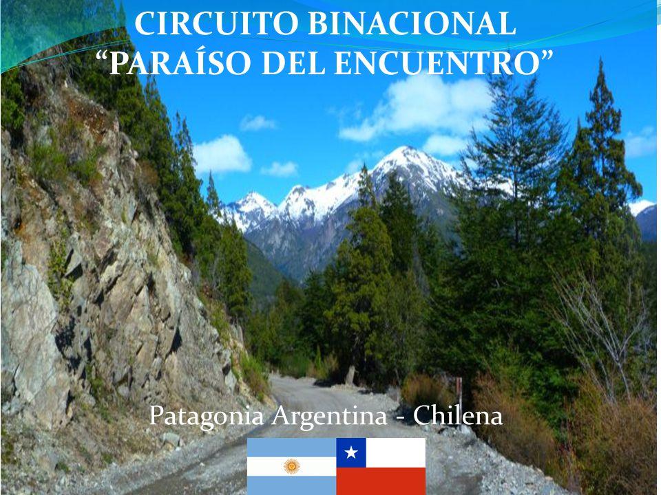 Patagonia Argentina - Chilena