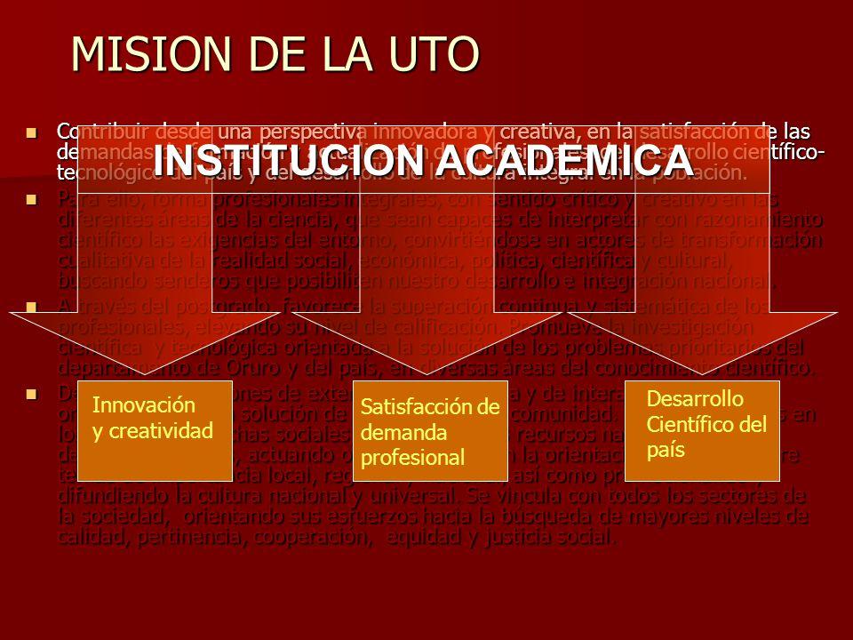 INSTITUCION ACADEMICA