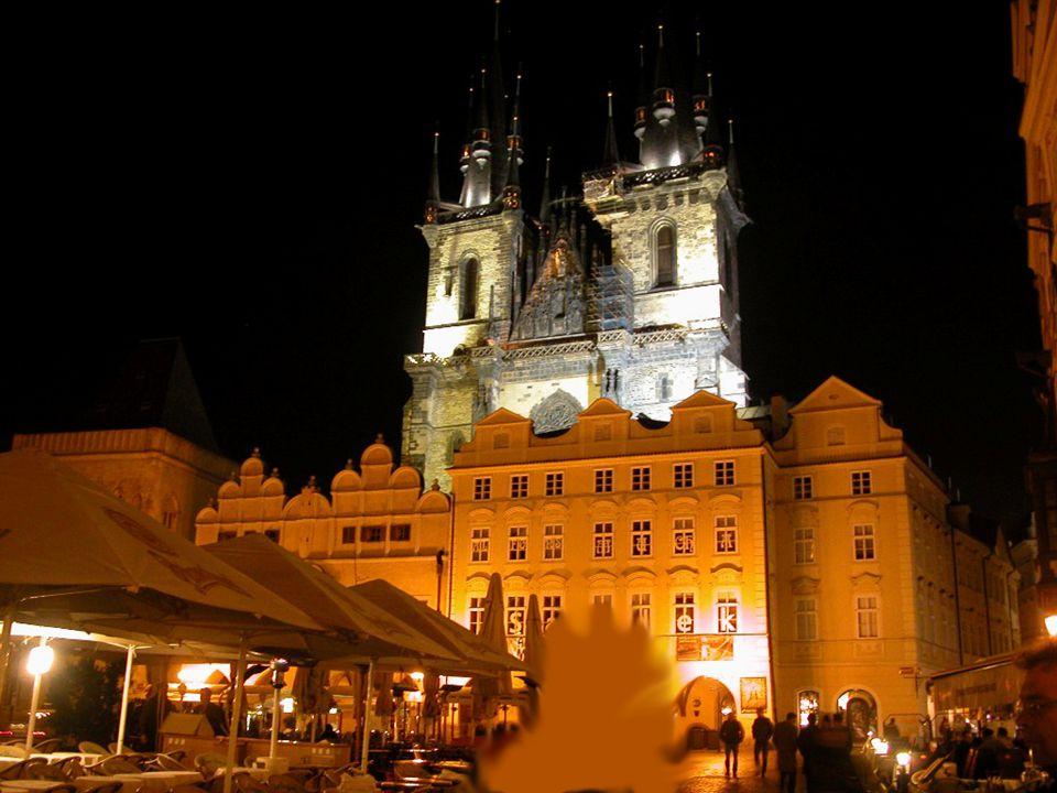Santa María de Tyn Praga