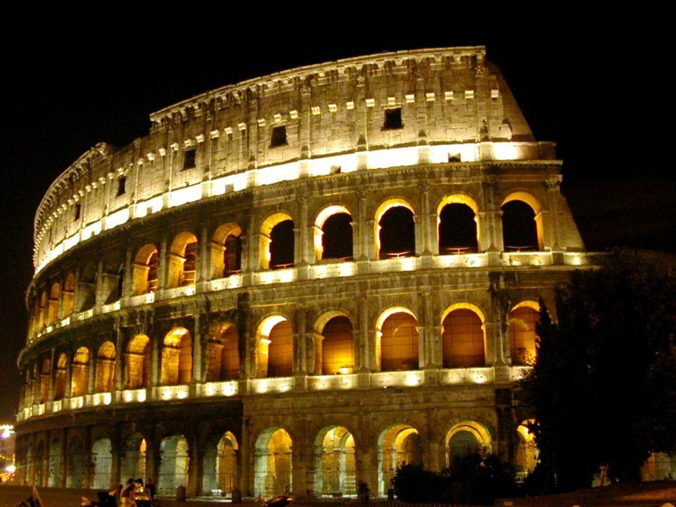 El Coliseo Roma (Italia)