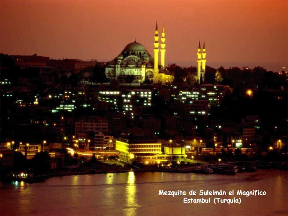 Mezquita de Suleimán el Magnífico