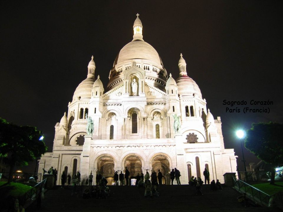 Sagrado Corazón París (Francia)