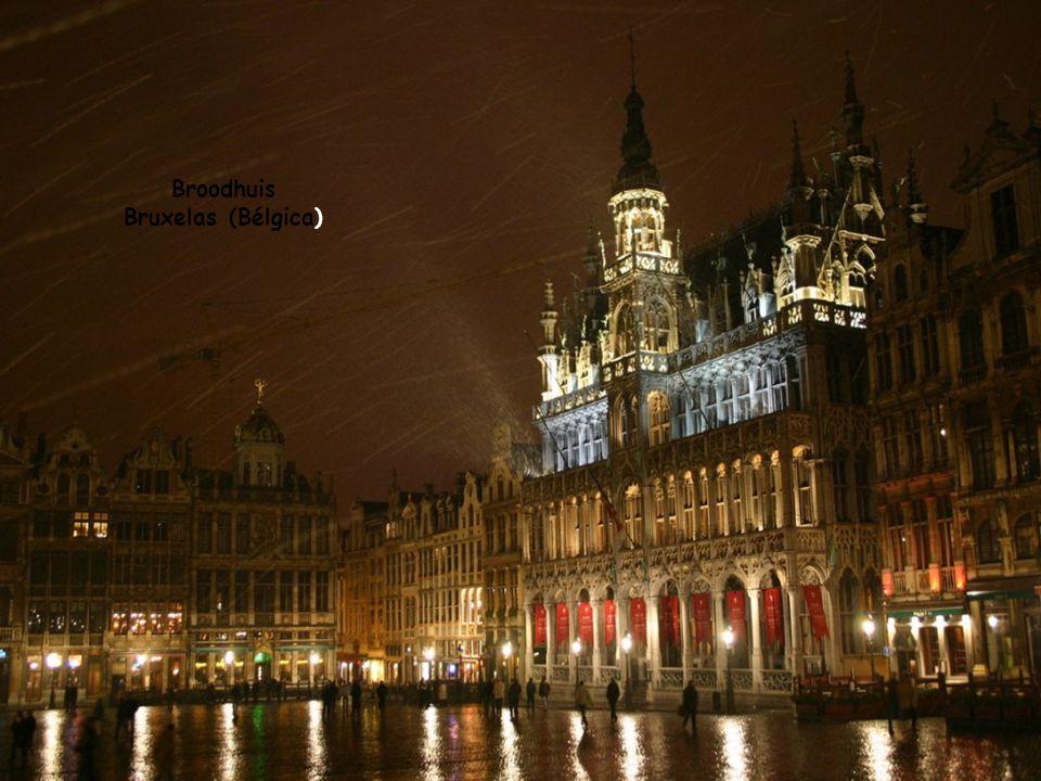 Broodhuis Bruxelas (Bélgica)