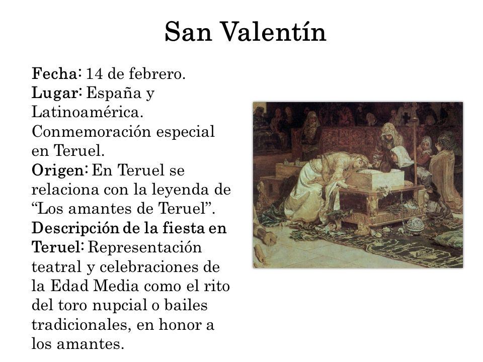 Resultado de imagen para san valentin toro españa