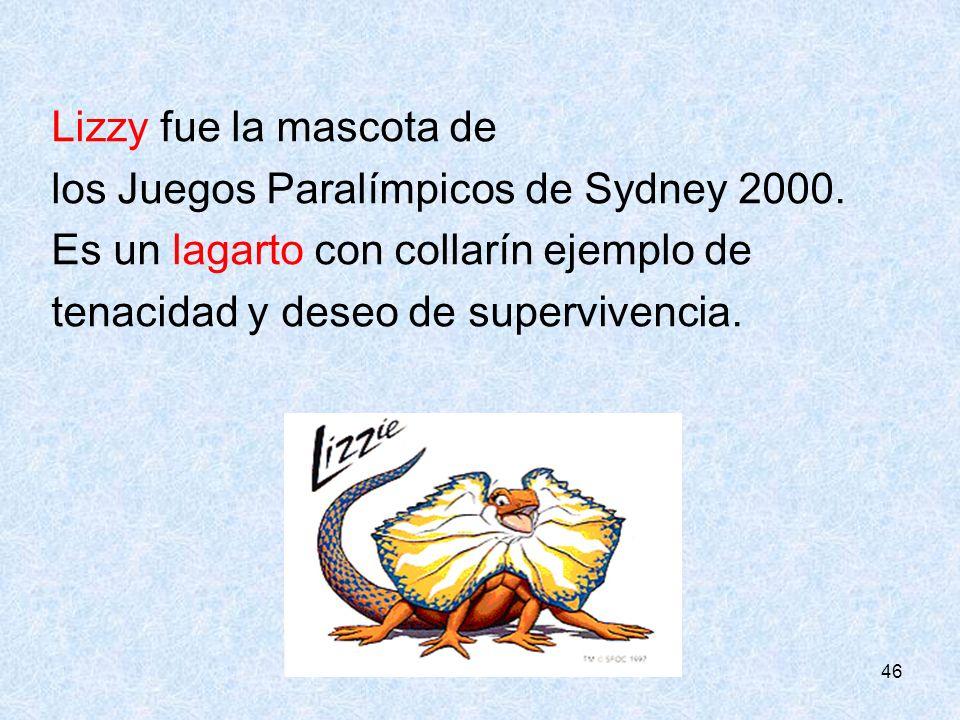 los Juegos Paralímpicos de Sydney 2000.