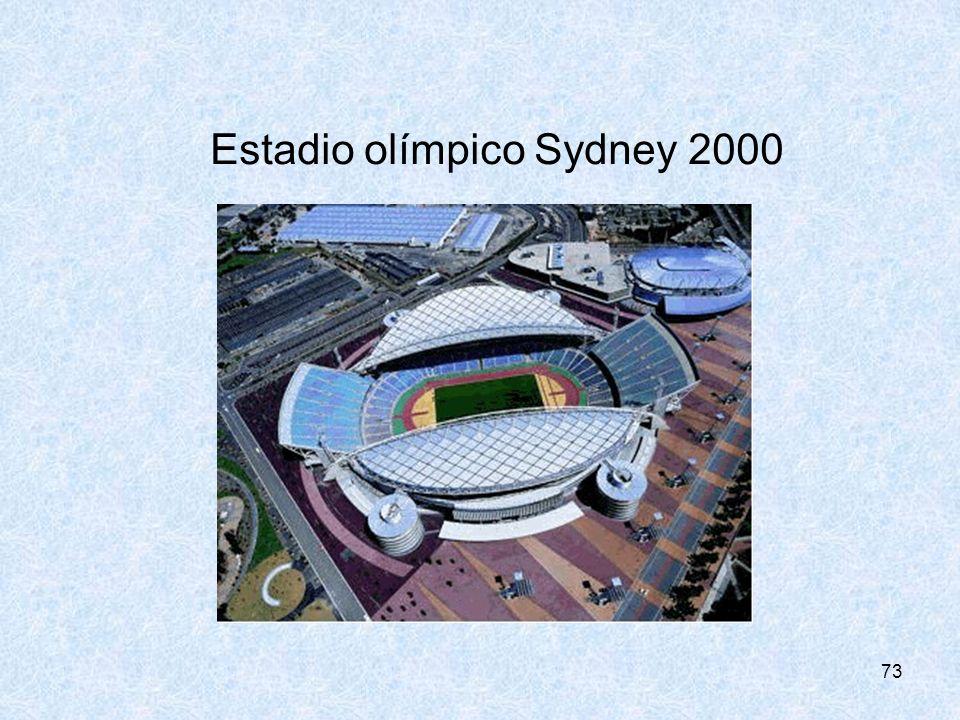 Estadio olímpico Sydney 2000