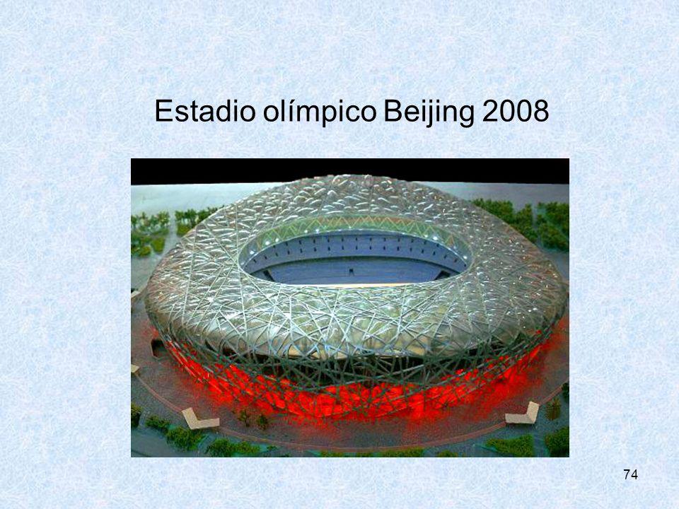 Estadio olímpico Beijing 2008