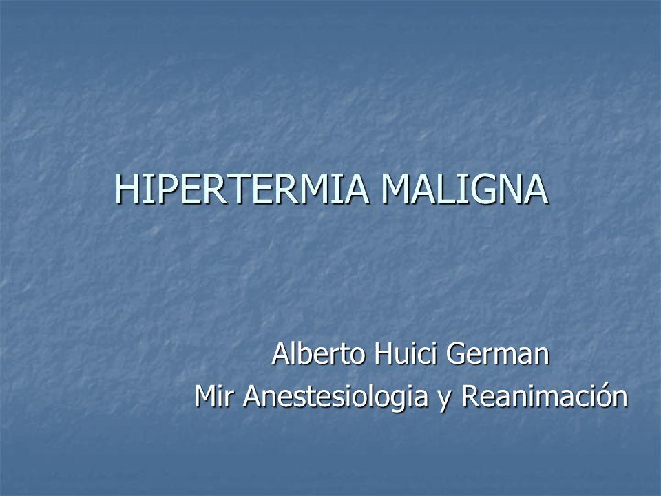 Alberto Huici German Mir Anestesiologia y Reanimación
