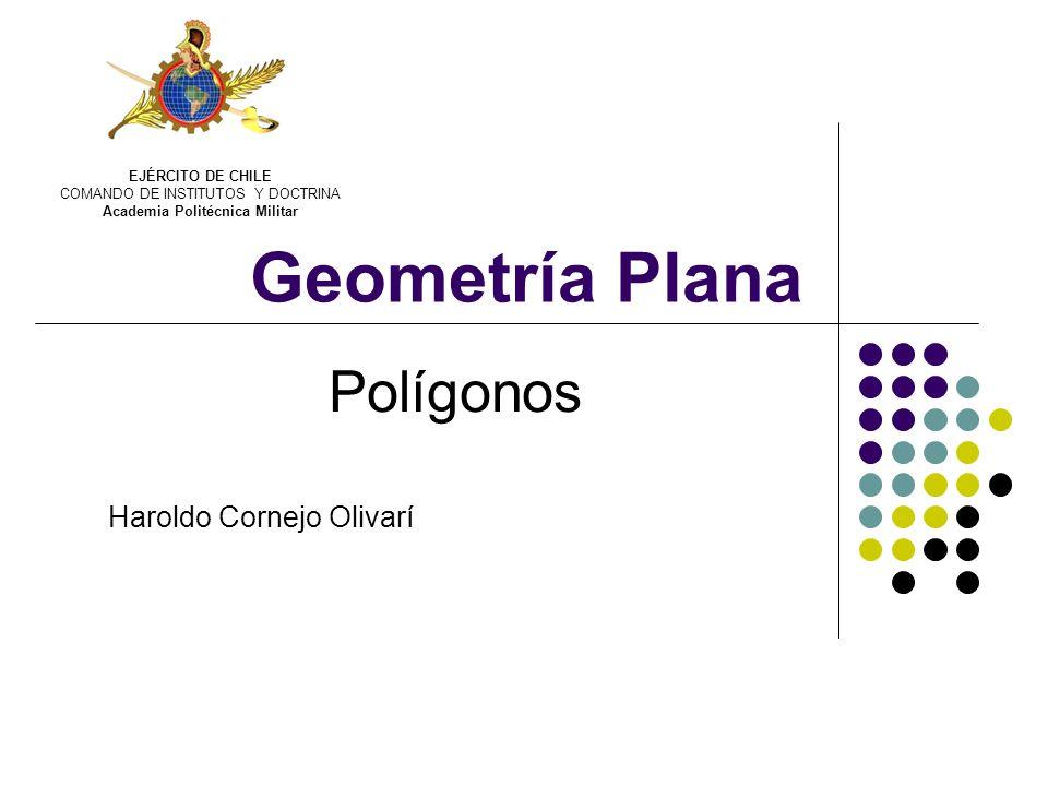 Polígonos Haroldo Cornejo Olivarí