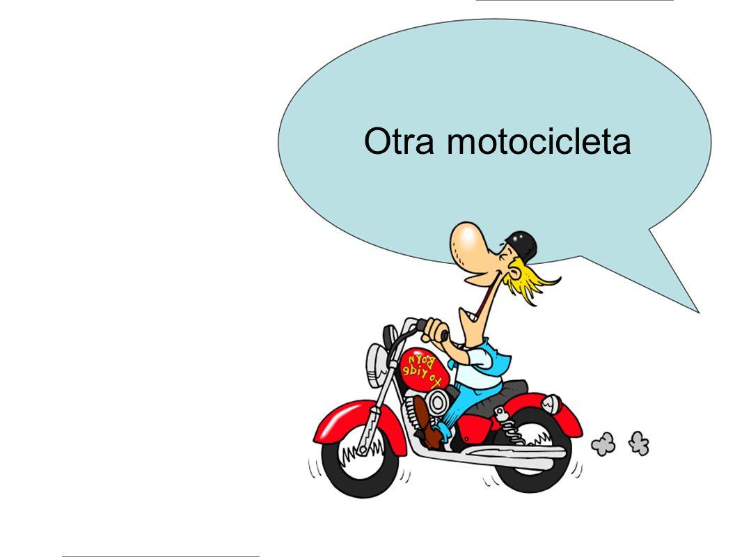 Otra motocicleta