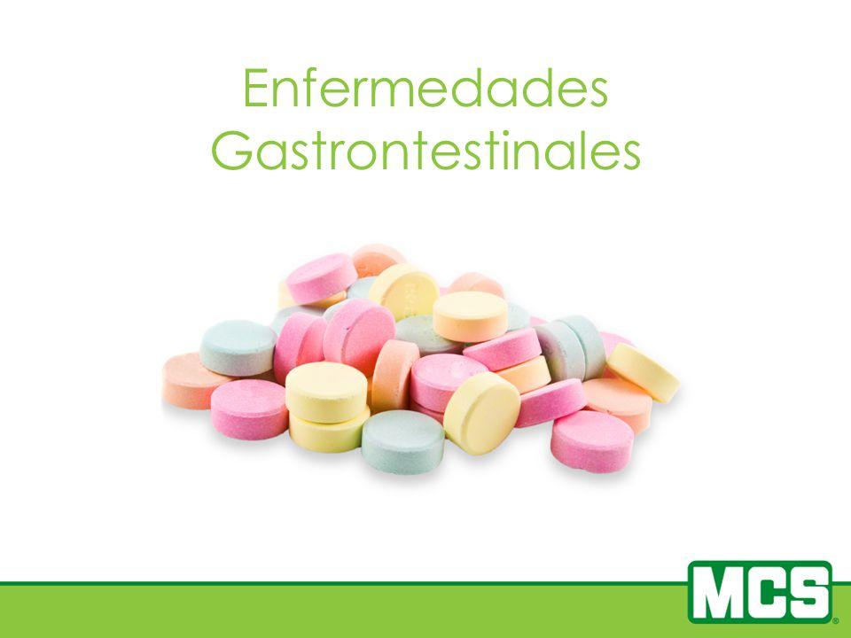 Enfermedades Gastrontestinales