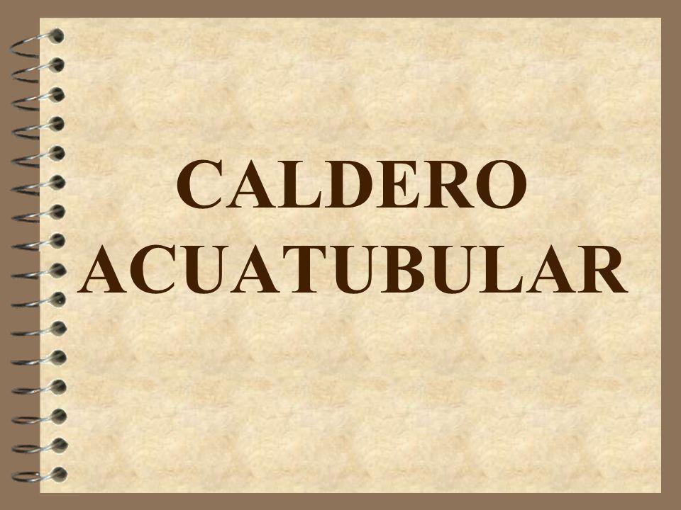 CALDERO ACUATUBULAR