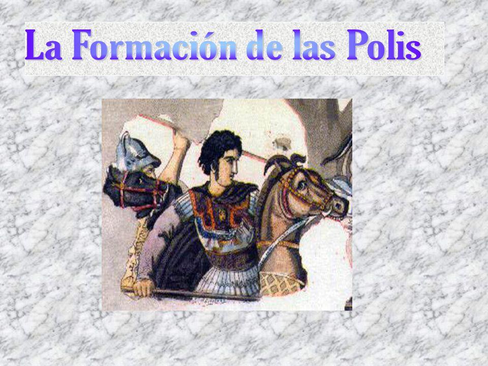 La Formación de las Polis