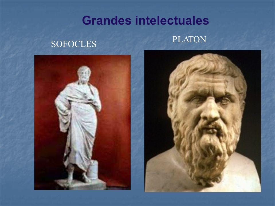 Grandes intelectuales