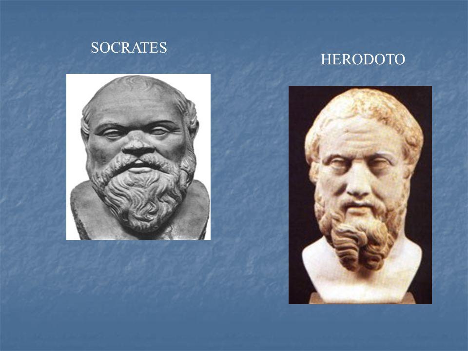 SOCRATES HERODOTO