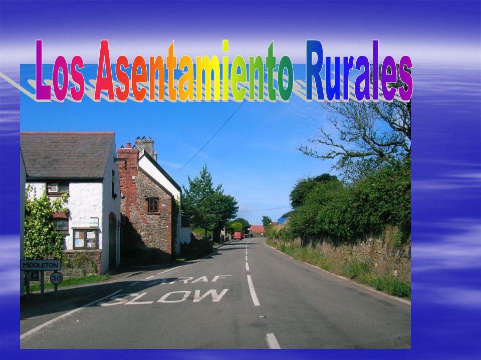 Los Asentamiento Rurales